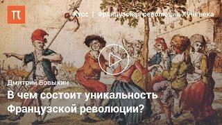 Историческое значение Французской революции — Дмитрий Бовыкин