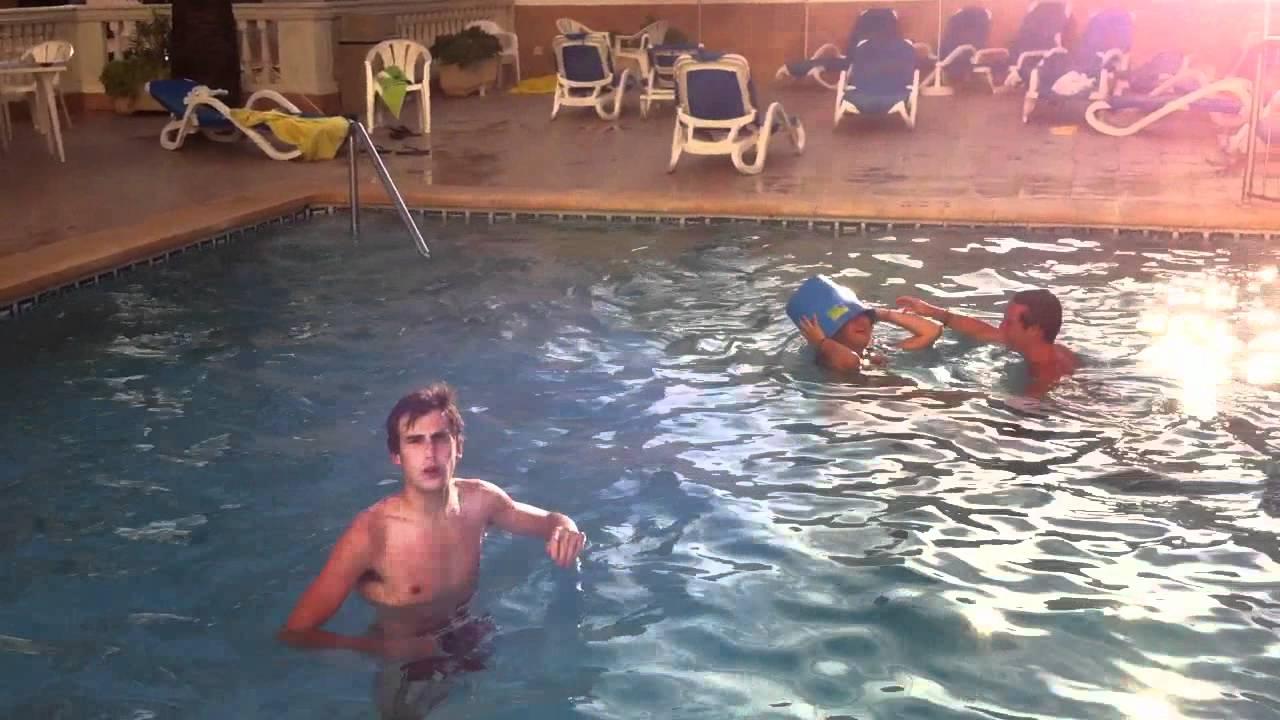 Jugando con agua show disco chilena - 3 9