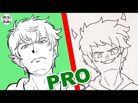 Difficult Angles - The FACE|PRO Cleans Up Subscriber Art!