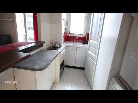 Charming studio apartment for rent in Paris 15 - Spotahome (ref 152926)