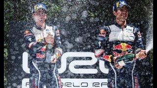 The FIA World Rally Championship Battle 2018