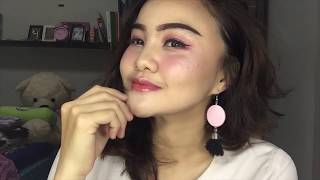 SIMPLE MAKE UP TUTORIAL FOR WEDDING PARTY