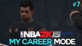 """NBA 2K15 My Career Mode - Ep. 7 - """"DROPPIN BOMBS!"""" [NBA MyCareer PS4/XBOX ONE/NEXT GEN Part 7]"""