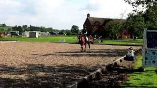 Yasmin Ingham + Craig Mor Tom - GB Pony Event Squad Training
