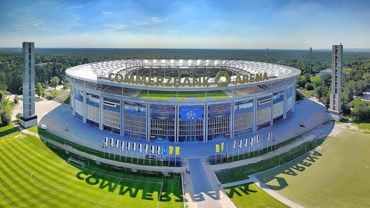 Mega Drone Adventure 2019 in der Commerzbank Arena
