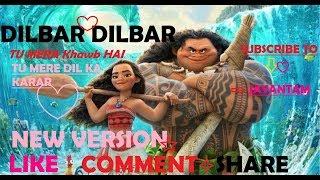 Dilbar Dilbar  New version  Animation Monna Movie Satyameva Jayate  JayantaM