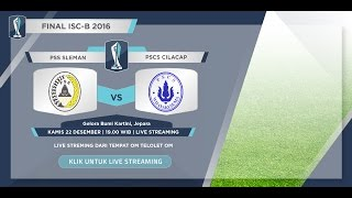 Video Gol Pertandingan PSS Sleman vs PSCS Cilacap