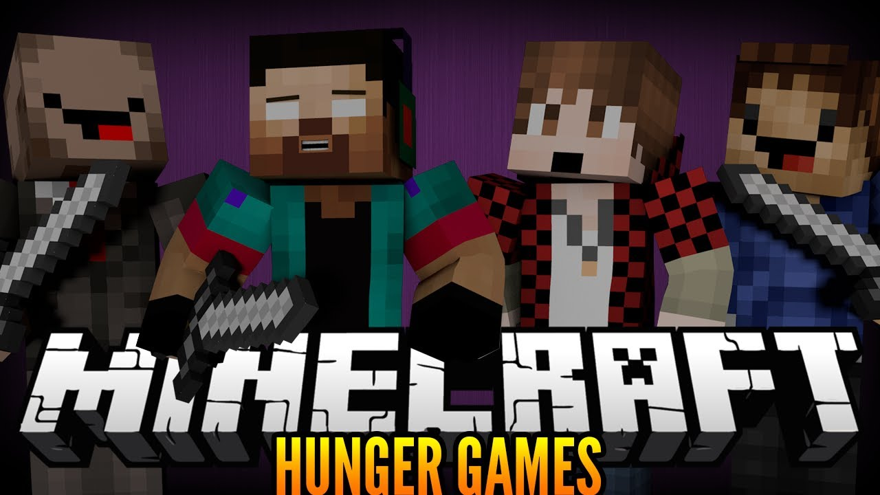 Minecraft servers: Hunger games Bajan canadian's and Jerom ...