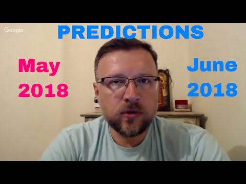 BEST and WORST Days May - June 2018. PREDICTIONS with Babylonian Astrology by Trifon Nikolov