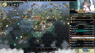 Тупим с Ozzz в Civilization V #7