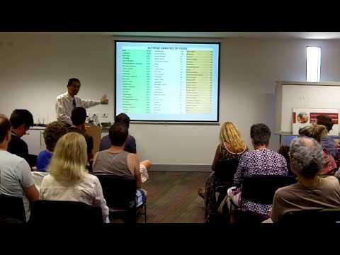 Optimum Health Through Unrefined, Planted-based Live Food