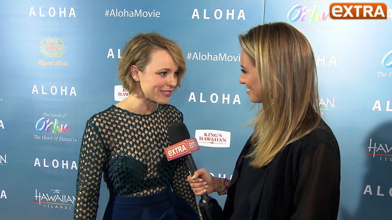 Rachel McAdams on 'True Detective' Season 2, 'Aloha,' and Her Sister's  Wedding