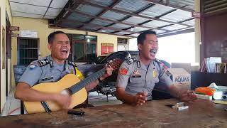 Orang Ketiga versi Polisi ujung utara Nias utara Polsek Lahewa, Nias Batak action