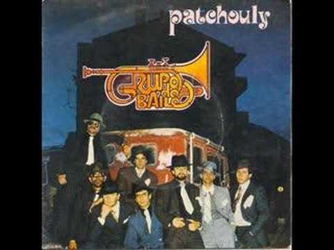 grupo de baile - patchouly