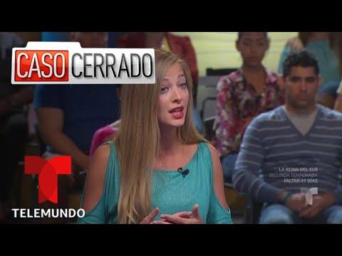 Carnada para pedofilos 🎼📹👯😈 | Caso Cerrado | Telemundo