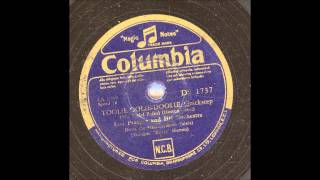 LOU PREAGER AND HIS ORCHESTRA - TOOLIE-OOLIE-DOOLIE