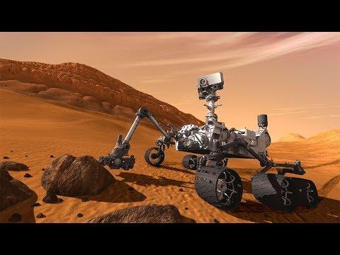 Conferencia de medios México y la UNAM en una segunda misión espacial a Marte