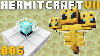 Hermitcraft VII 886 The Wither Bee!