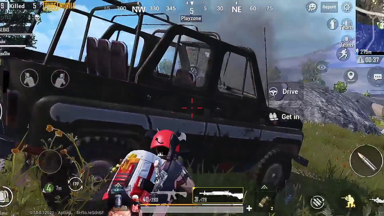 RUSH WITH MY TEAM FINALY CHICKEN DINNER