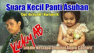 SUARA KECIL PANTI ASUHAN (Cipt. Kicky AB & Hartono H) - Vocal by Kicky AB