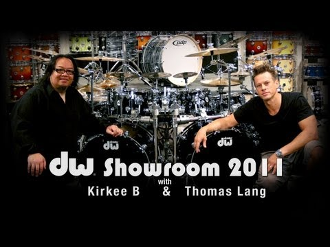 DW Showroom (Candyland III) - August 2011 w/ Thomas Lang and Kirkee B