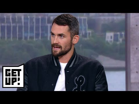 Kevin Love opens up about LeBron, battle with anxiety and depression | Get Up! | ESPN