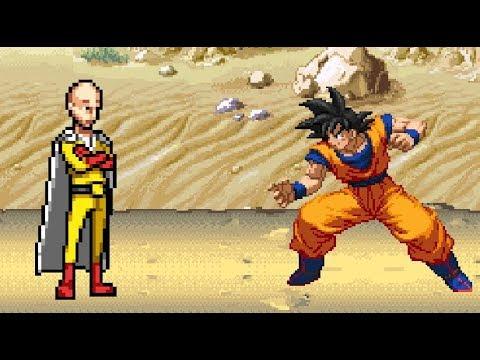 one-punch-man-vs-goku