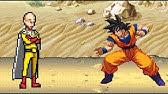 One Punch Man vs Goku