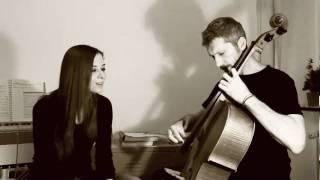 Soundgarden - Black Hole Sun - cover by ALMOST 3 (voice&cello)