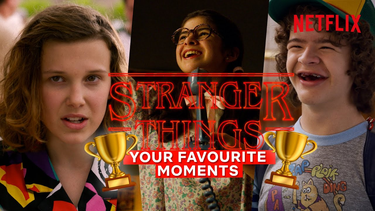 Download Stranger Things - The Best Moments As Voted For By Fans