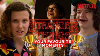 Stranger Things - The Best Moments As Voted For By Fans