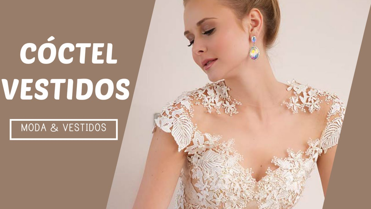 3f8827b8d VESTIDOS JUVENILES DE CÓCTEL ♥ MODA EN VESTIDOS  Fashion  Vestidos ...