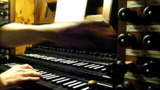Muumimusiikkia uruilla 2.0 / Moomin music on pipe organ 2.0 !!