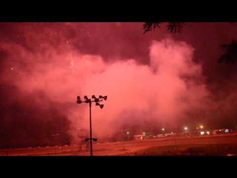 Penn Can Fireworks 8-5-2016