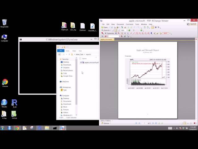 Scheduling R Tasks via Windows Task Scheduler | TRinker's R Blog