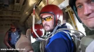 видео 5 причин, по которым стоит совершить прыжок с парашютом