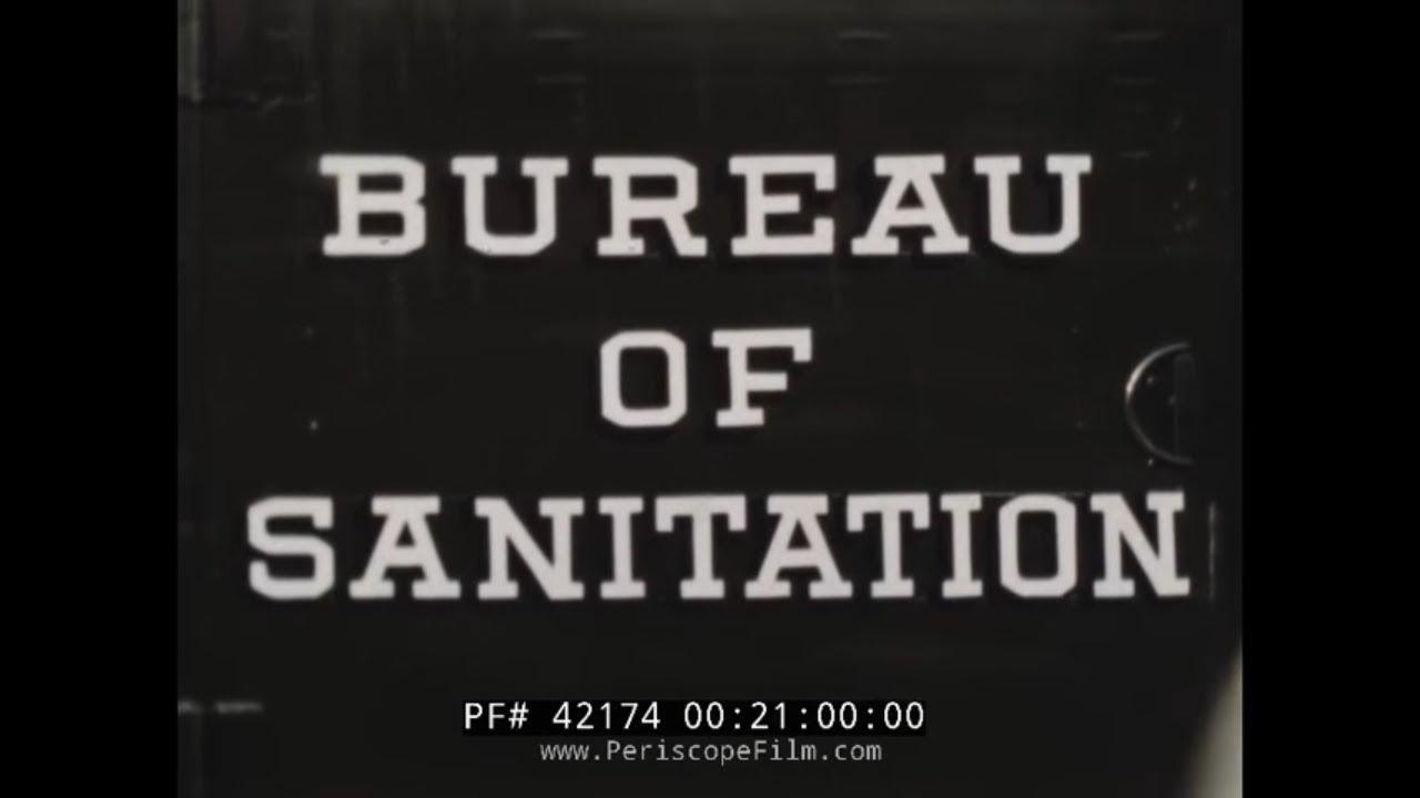 DEMPSTER DUMPSTER WORLD'S FIRST DUMPSTER WASTE MANAGEMENT PROMO FILM 42174