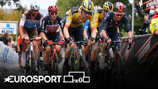 Tour of Flanders 2020 - Ronde van Vlaanderen Mens Elite Highlights | Cycling | Eurosport