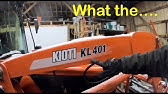 Trace Adkins and his Experience with Kioti Tractors - YouTube