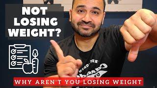 DIET + WORKOUT Still not losing weight? (Hindi / Punjabi)