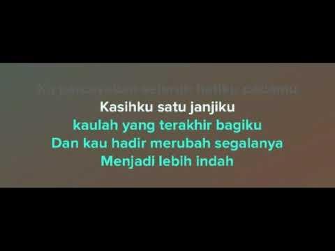 Adera   Lebih Indah Karaoke (Nada Jelas)