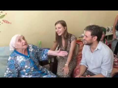 Бабушка поет дом престарелых оплата содержания в домах престарелых