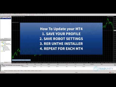 How To Update An Mt4 Terminal Or Multiple Ones Youtube