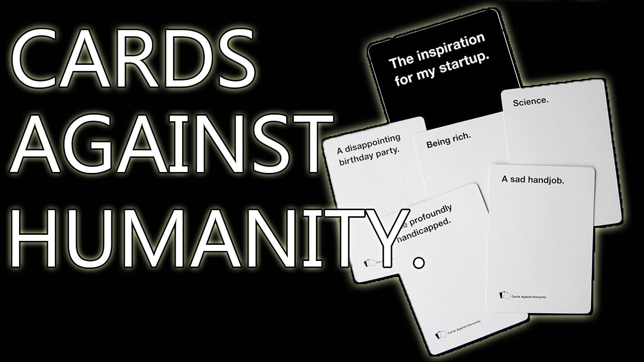 We are terrible people cards against humanity youtube we are terrible people cards against humanity bookmarktalkfo Image collections
