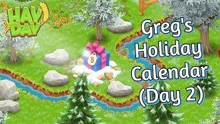 Hay Day: Greg's Holiday Calendar 2019 (Day 2)