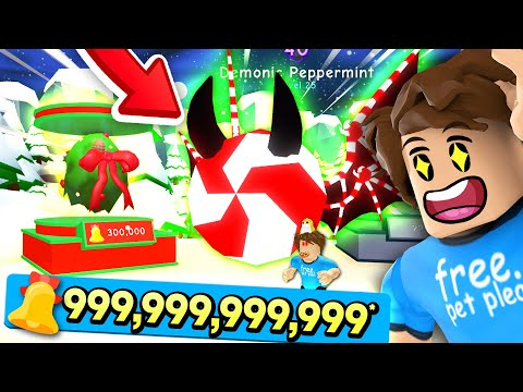 How To Get EASY BELLS For CHRISTMAS EVENT In BubbleGum Simulator (Roblox)