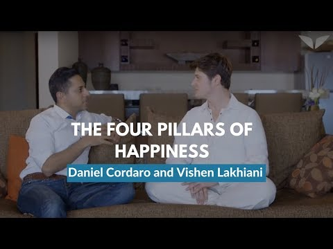 Why Chasing Happiness Is An Illusion | Daniel Cordaro and Vishen Lakhiani