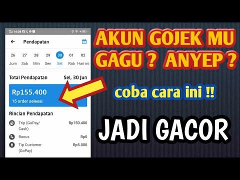 Gojek Gacor Gopartner Terbaru | 5 Tombol Pengaturan Cepat Mendapat Orderan.