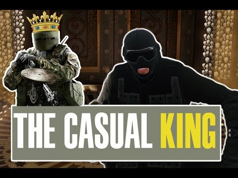 The Casual King