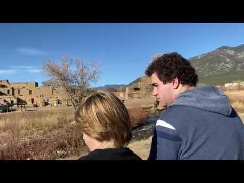 The Trespassers - Student Film from We Make Movies Smartphone Studio Taos Workshop